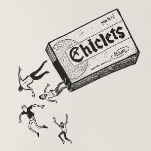 chicletes bruno moura marcio nazianzeno querido bunker ilustracao literatura